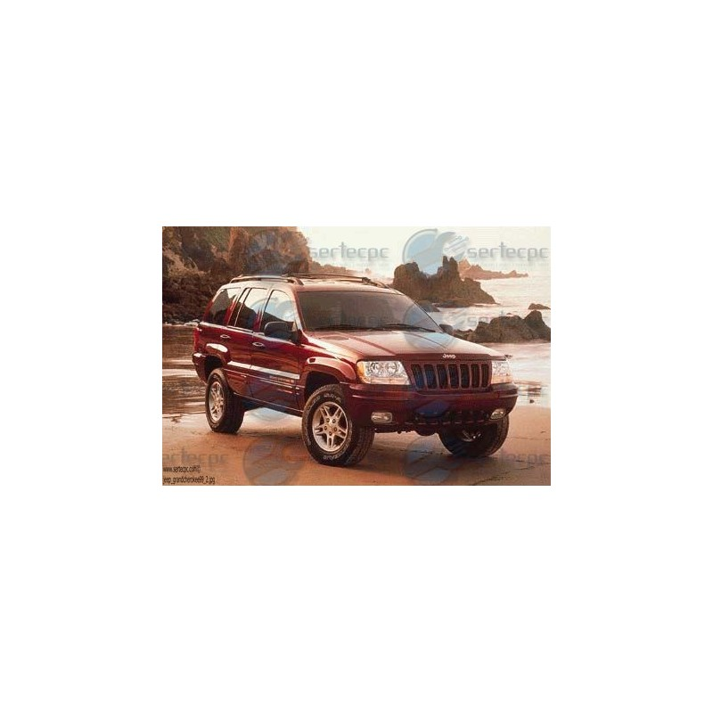 manual for jeep grand cherokee