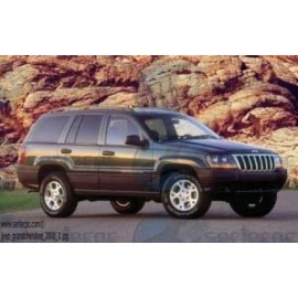 Manual de Taller Jeep Grand Cherokee 93-2000