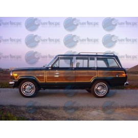Manual de Taller Jeep Wagoneer 72-91