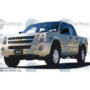 Manual de Despiece Chevrolet LUV Dmax