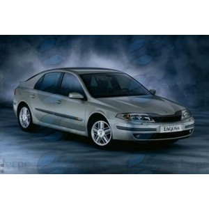 Manual de Despiece Renault Laguna II