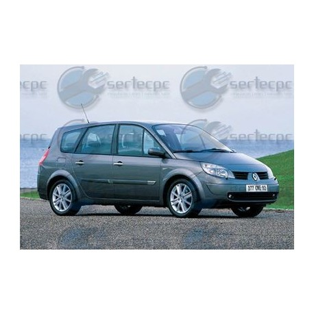 Manual de Despiece Renault Scenic