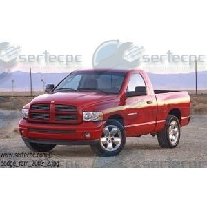 Manual de Taller Dodge Ram 2003