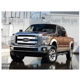 Manual de Taller Ford F Series Super Duty