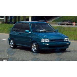 Manual de Despiece Ford Festiva