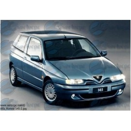 Manual de Taller Alfa Romeo 145