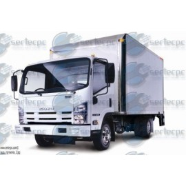 Manual de Taller Isuzu NPR N Series 99-2001