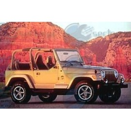 Manual de Taller Jeep Wrangler TJ 99