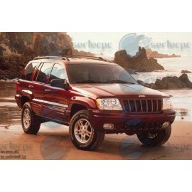 Manual de Taller Jeep Grand Cherokee 98-99
