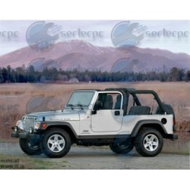 Manual de Taller Jeep Wrangler 2005
