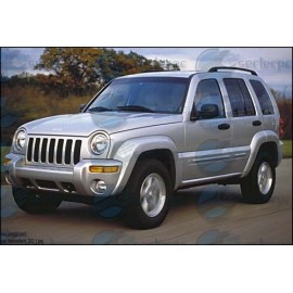 Manual de Taller Jeep Cherokee Liberty 2002