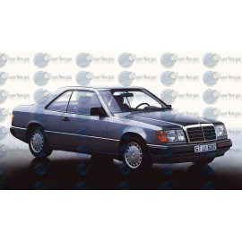 Manual de Taller Mercedez-Benz 300CE
