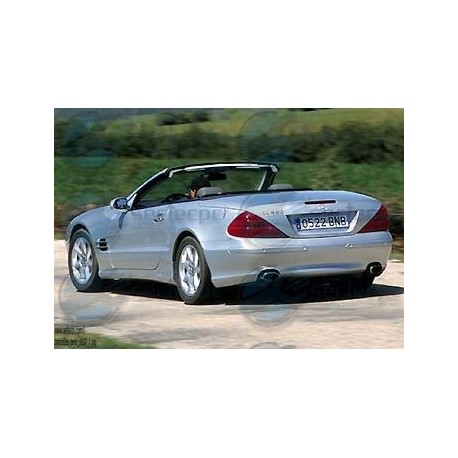 Manual de Taller Mercedez-Benz SL600