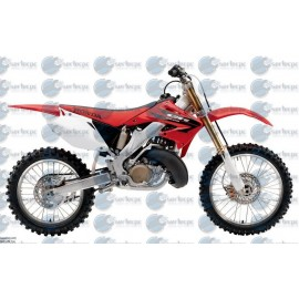 Manual de Despiece Honda CR250