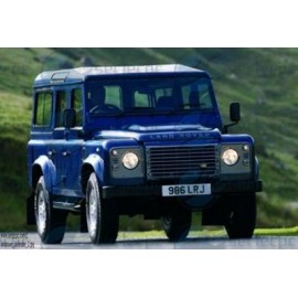 Manual de Taller Land Rover Defender