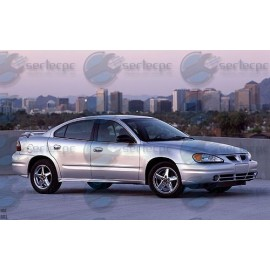 Manual de Taller Pontiac Grand Am