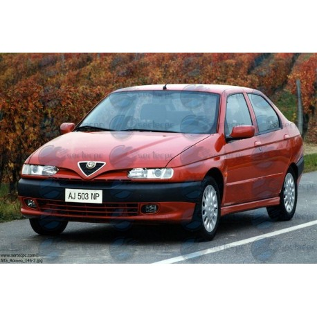 Manual de Taller Alfa Romeo 146
