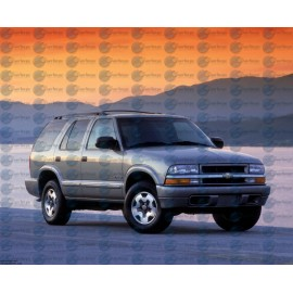 Manual de Taller Chevrolet Blazer 94-04