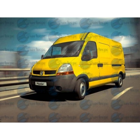 Manual de Despiece Renault Master