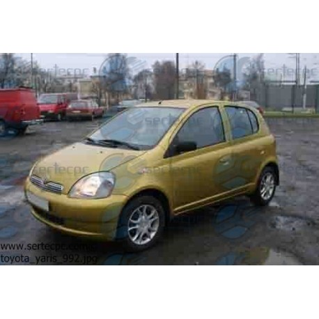 Manual de Taller Toyota Yaris 1999