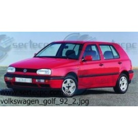 Manual de Taller Volkswagen Golf 92