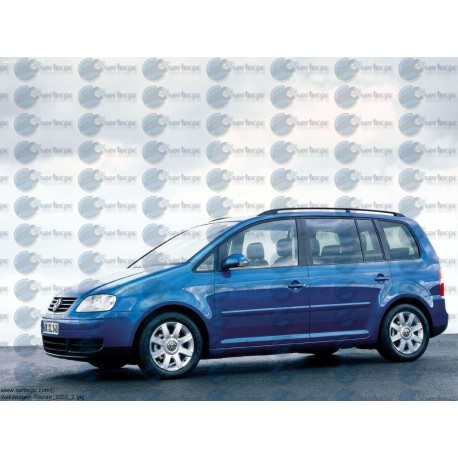 Manual de Taller Volkswagen Touran 2003