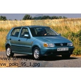 Manual de Taller Volkswagen Polo 90-94