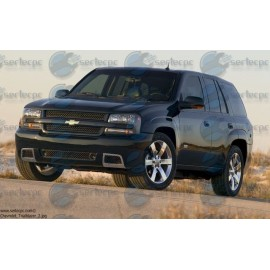 Manual de Despiece Chevrolet Trailblazer