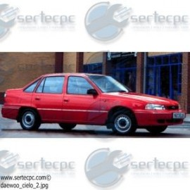 Manual de Despiece Daewoo Cielo