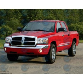 Manual de Taller Dodge Dakota 2005