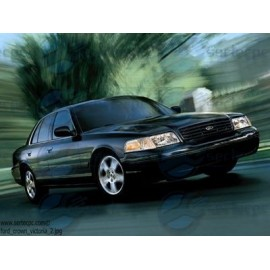 Manual de Taller Ford Crown Victoria