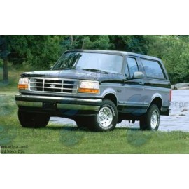 Manual de Taller Ford Bronco