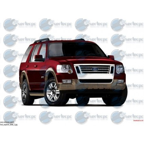 Manual de Taller Ford Explorer 2008