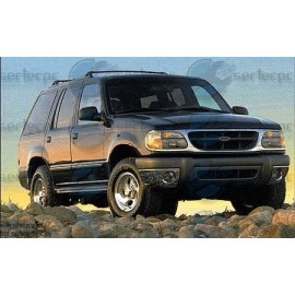Manual de Taller Ford Explorer 99