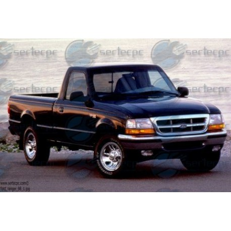 Manual de Taller Ford Ranger 98-2001