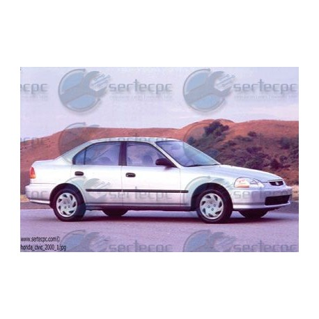 Manual de Taller Honda Civic 96-2000